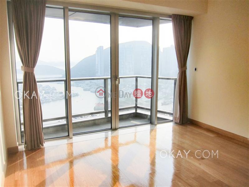 Stylish 4 bed on high floor with sea views & balcony | Rental | Marinella Tower 6 深灣 6座 Rental Listings