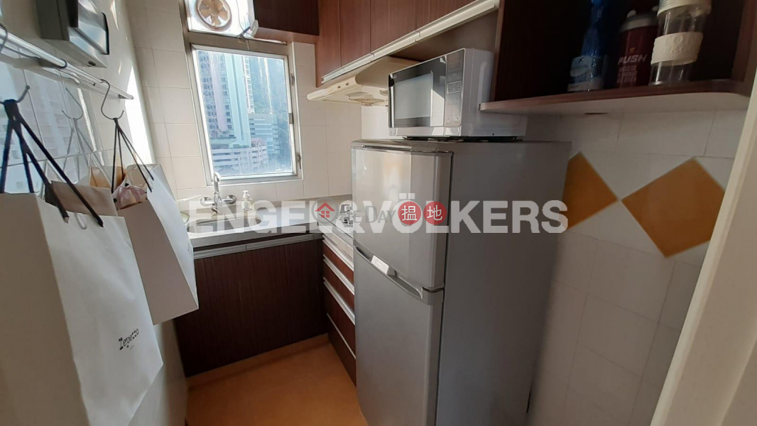 Studio Flat for Rent in Mid Levels West, Jadestone Court 寶玉閣 Rental Listings | Western District (EVHK85299)