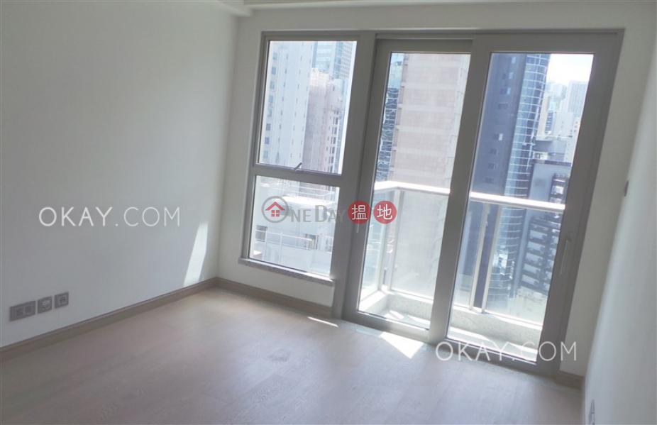2房2廁,星級會所,露台《MY CENTRAL出租單位》-23嘉咸街 | 中區-香港|出租-HK$ 43,000/ 月