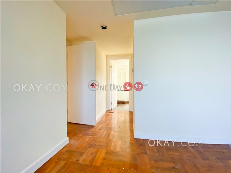 Unique 3 bedroom on high floor with balcony & parking | Rental | Pacific View 浪琴園 Rental Listings
