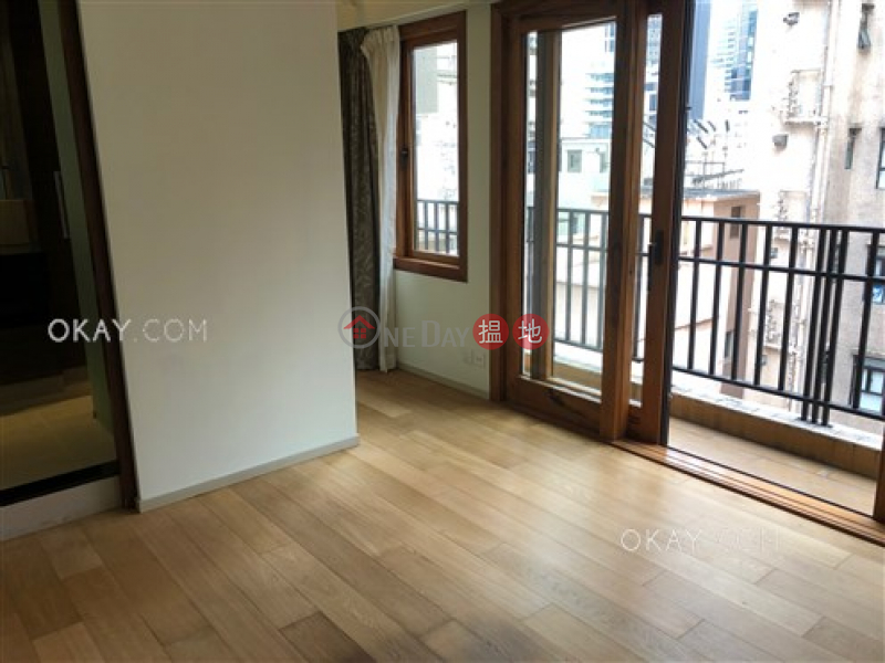Luxurious 1 bed on high floor with rooftop & balcony | Rental | 9-13 Shelley Street 些利街9-13號 Rental Listings