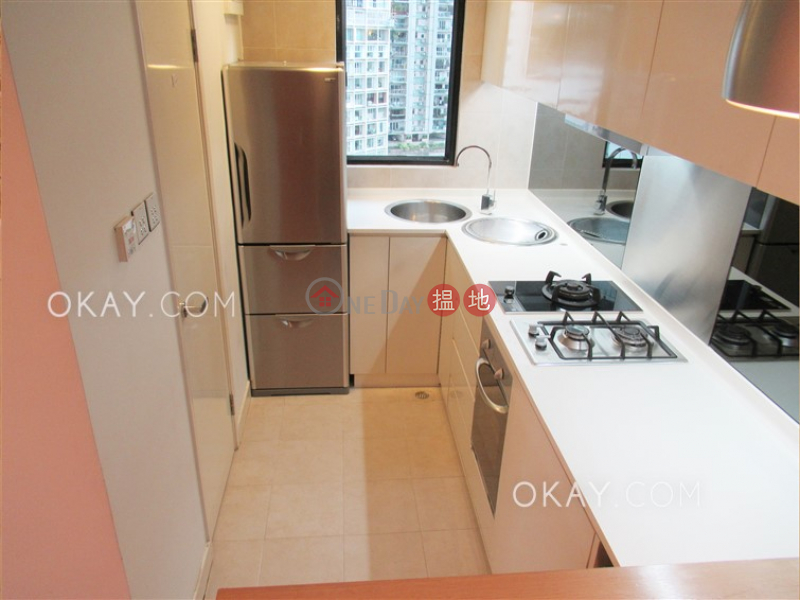 HK$ 23,000/ month, Bellevue Place | Central District | Intimate 2 bedroom on high floor | Rental