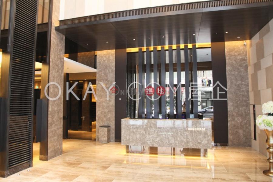 HK$ 1,050萬-曦巒-灣仔區1房1廁,星級會所,露台曦巒出售單位