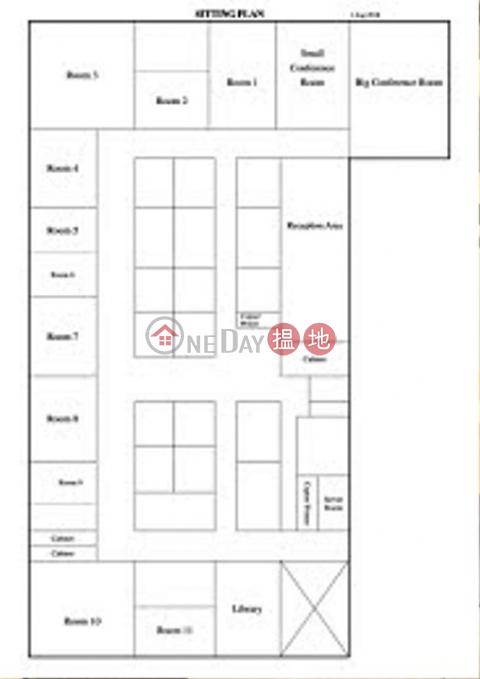 大眾銀行中心 中層 全層放租 (律師樓裝修)|大眾銀行中心(Public Bank Centre)出租樓盤 (CLC0706)_0