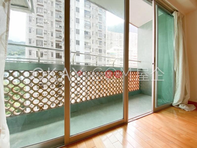 香港搵樓 租樓 二手盤 買樓  搵地   住宅出租樓盤 1房1廁,實用率高,極高層,露台正大花園出租單位