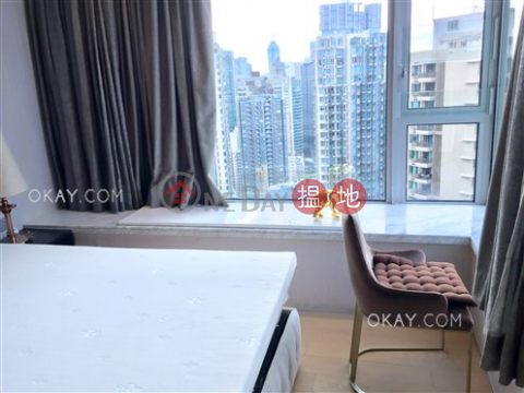 3房2廁,極高層,海景,可養寵物《壹環出租單位》|壹環(One Wan Chai)出租樓盤 (OKAY-R261530)_0