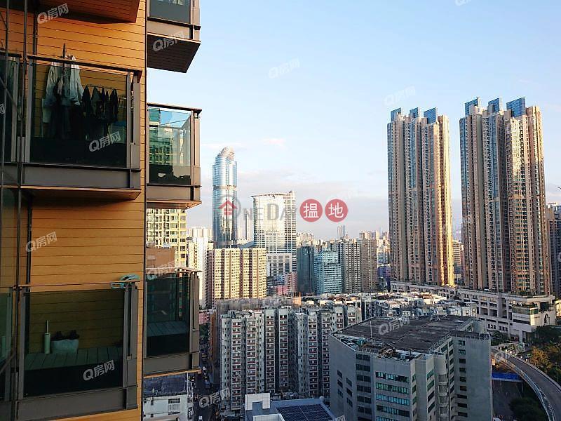 香港搵樓|租樓|二手盤|買樓| 搵地 | 住宅|出租樓盤少海景 部分傢電 品味設計裝修《利奧坊‧曉岸2座租盤》