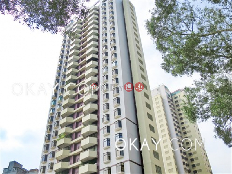 HK$ 40M Elm Tree Towers Block A Wan Chai District, Rare 3 bedroom with balcony & parking | For Sale