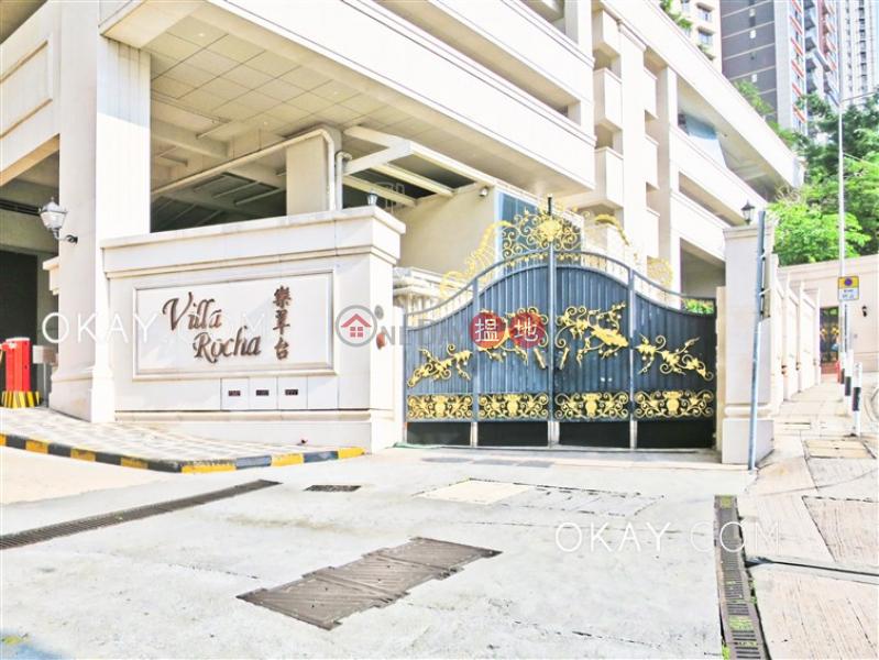 HK$ 64,500/ month Villa Rocha, Wan Chai District Efficient 3 bedroom with racecourse views & parking | Rental