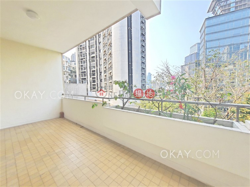 Gorgeous 3 bedroom with balcony & parking | Rental | Catalina Mansions 嘉年大廈 Rental Listings