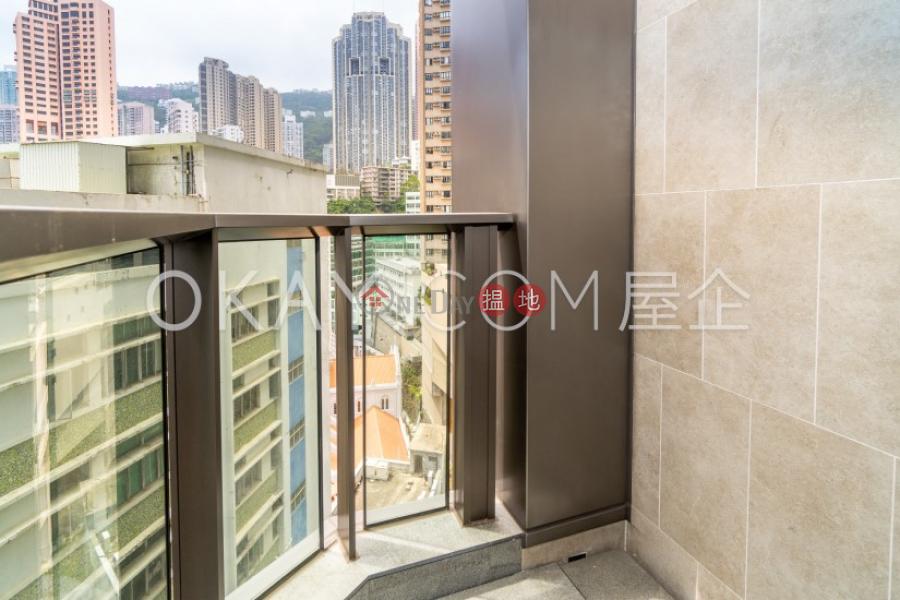 1房1廁,實用率高,星級會所本舍出租單位|18堅道 | 西區香港|出租-HK$ 26,000/ 月