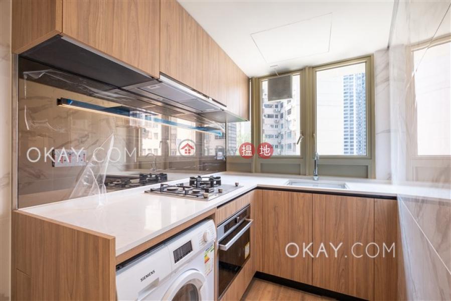 Stylish 1 bedroom in Mid-levels Central | Rental | St. Joan Court 勝宗大廈 Rental Listings