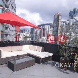 Tasteful 1 bedroom on high floor with rooftop | For Sale|Kam Kin Mansion(Kam Kin Mansion)Sales Listings (OKAY-S70864)_3