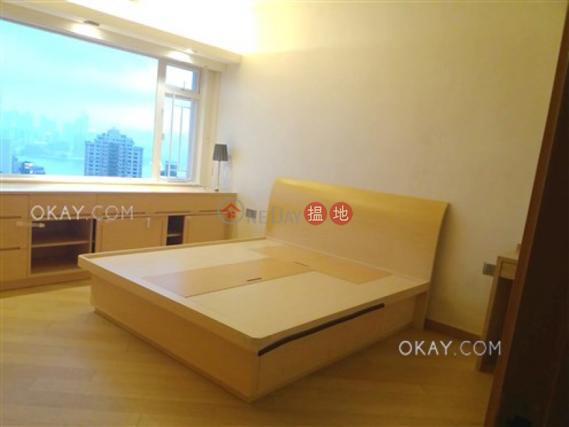 HK$ 33M | Yick King Building | Wan Chai District | Unique 3 bedroom with sea views, balcony | For Sale