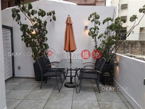 Intimate 1 bedroom with terrace | Rental|Central District11-13 Old Bailey Street(11-13 Old Bailey Street)Rental Listings (OKAY-R288025)_0