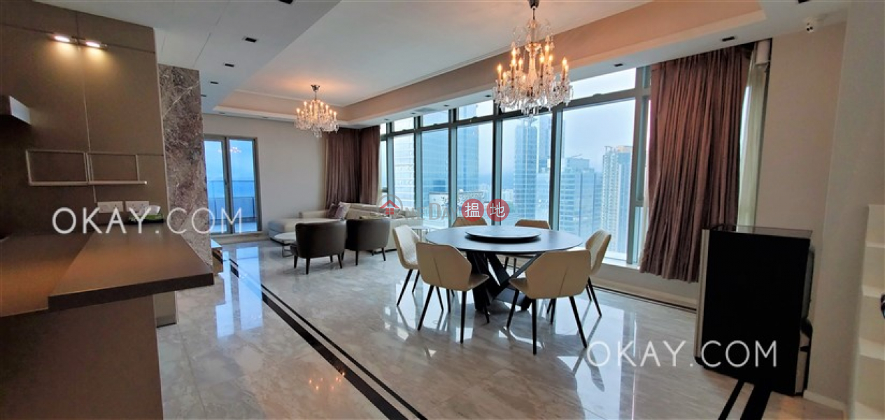 HK$ 110,000/ month, The Harbourside Tower 3, Yau Tsim Mong Exquisite 3 bed on high floor with harbour views | Rental