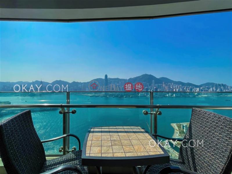 3房2廁,極高層,星級會所,連車位君臨天下1座出租單位1柯士甸道西 | 油尖旺-香港出租-HK$ 65,000/ 月
