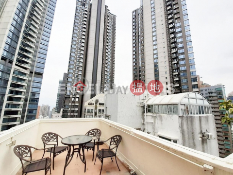 Studio Flat for Rent in Mid Levels West|Western DistrictWoodland Court(Woodland Court)Rental Listings (EVHK97413)_0