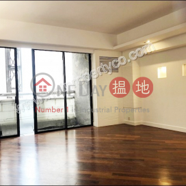 Spacious Apartment for Rent in Mid-Levels East