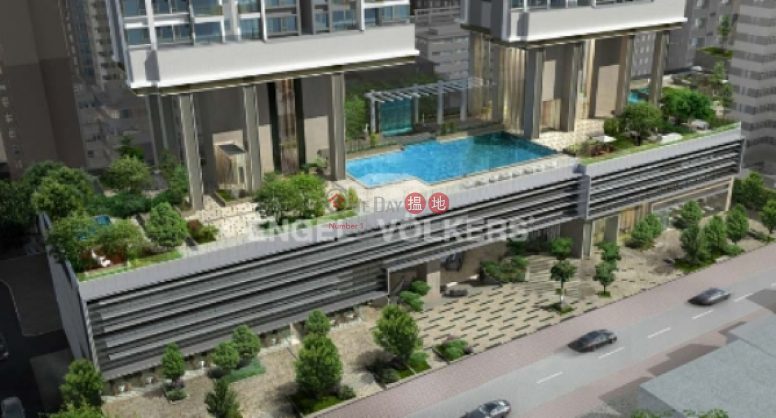 HK$ 17.3M Island Crest Tower1 | Western District, 2 Bedroom Flat for Sale in Sai Ying Pun