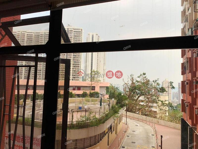 實用三房,內園靚景《薄扶林花園5座買賣盤》|薄扶林花園5座(Block 5 Pok Fu Lam Gardens)出售樓盤 (QFANG-S93609)