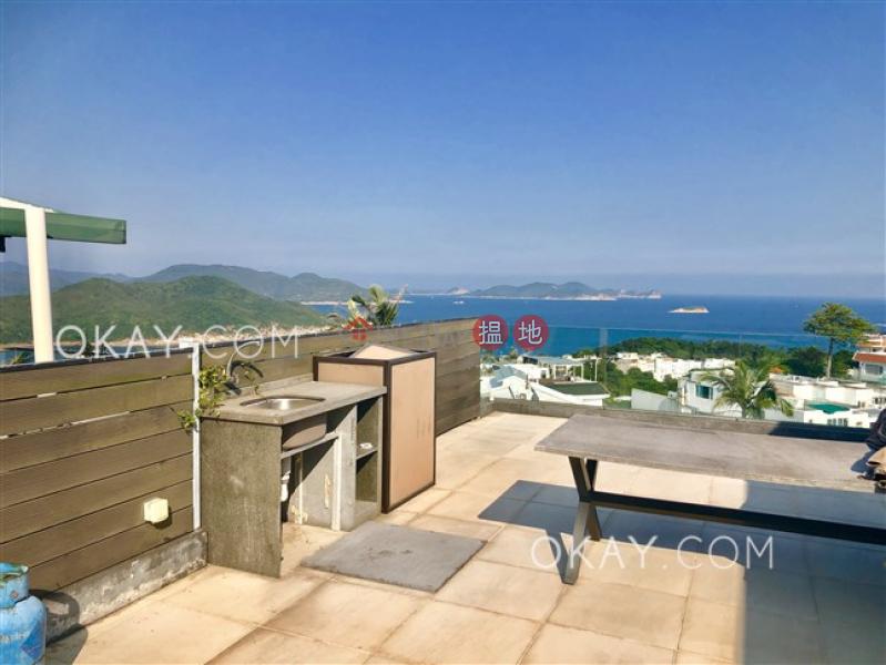 Exquisite house with terrace & parking   For Sale   House F Little Palm Villa 棕林別墅 F座 Sales Listings
