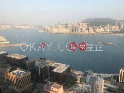 Lovely 3 bedroom on high floor with sea views | Rental|The Masterpiece(The Masterpiece)Rental Listings (OKAY-R75955)_0
