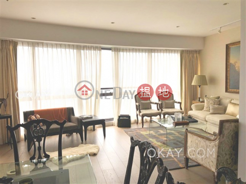 Stylish 2 bed on high floor with sea views & balcony | Rental|Pacific View(Pacific View)Rental Listings (OKAY-R19437)_0