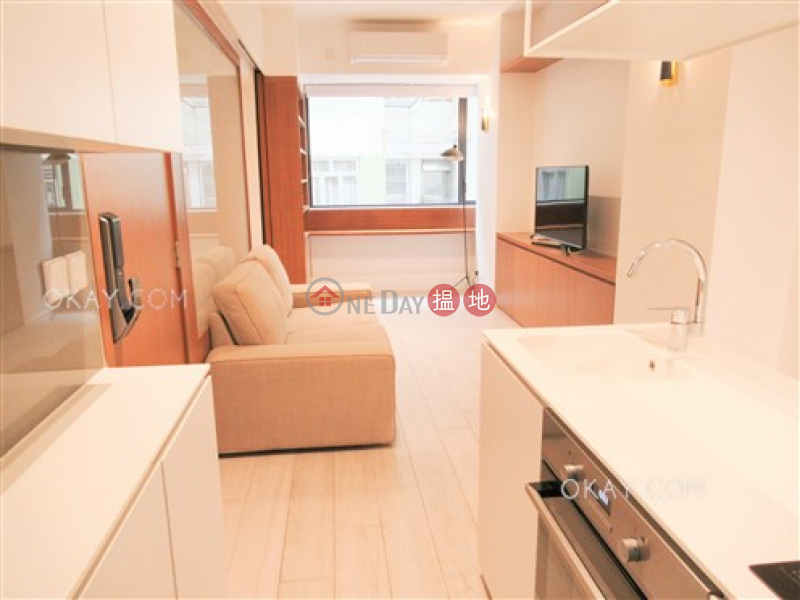 HK$ 8.5M   On Tung Mansion   Western District, Practical 1 bedroom with terrace   For Sale