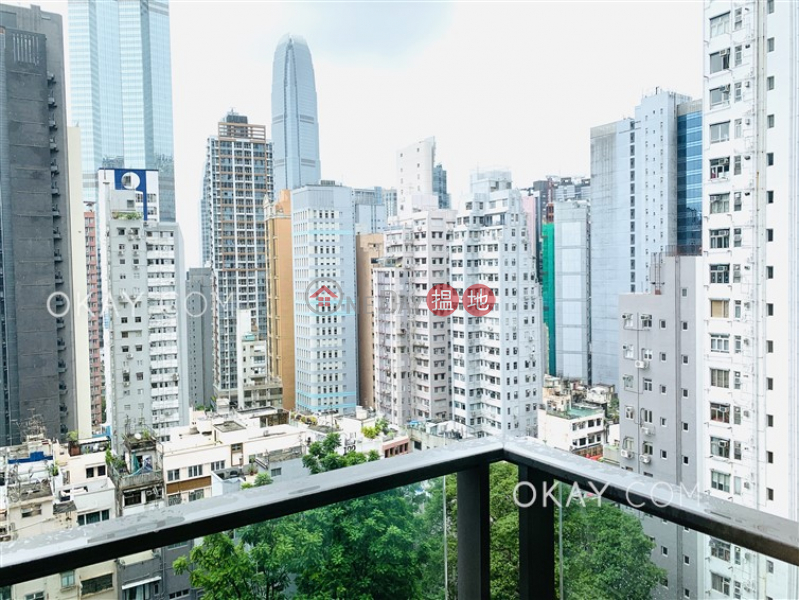 Luxurious 1 bedroom with balcony | Rental | The Pierre NO.1加冕臺 Rental Listings