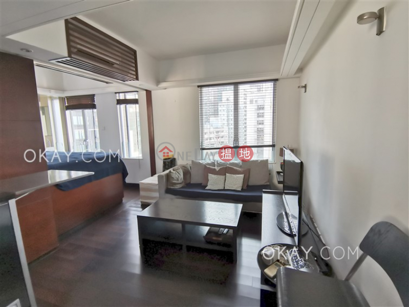 Property Search Hong Kong | OneDay | Residential | Rental Listings, Intimate 1 bedroom on high floor with harbour views | Rental