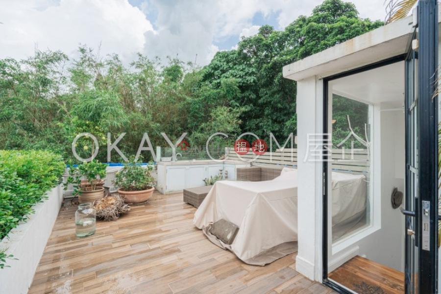 HK$ 23.8M   Chi Fai Path Village Sai Kung, Gorgeous house with terrace, balcony   For Sale