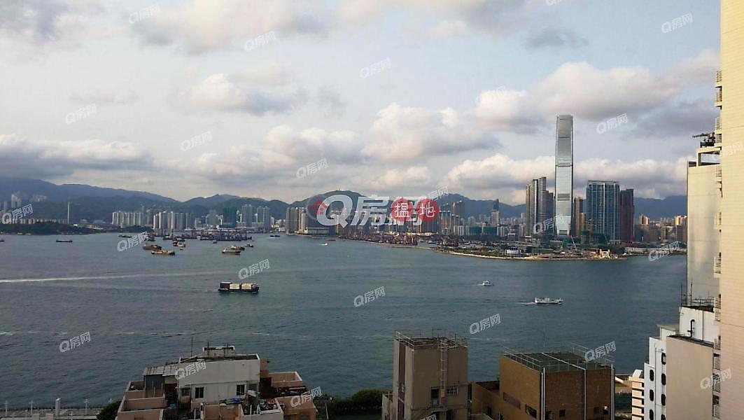 交通方便,名牌校網,鄰近地鐵,換樓首選,維港海景《普頓臺買賣盤》88德輔道西   西區-香港-出售HK$ 1,100萬