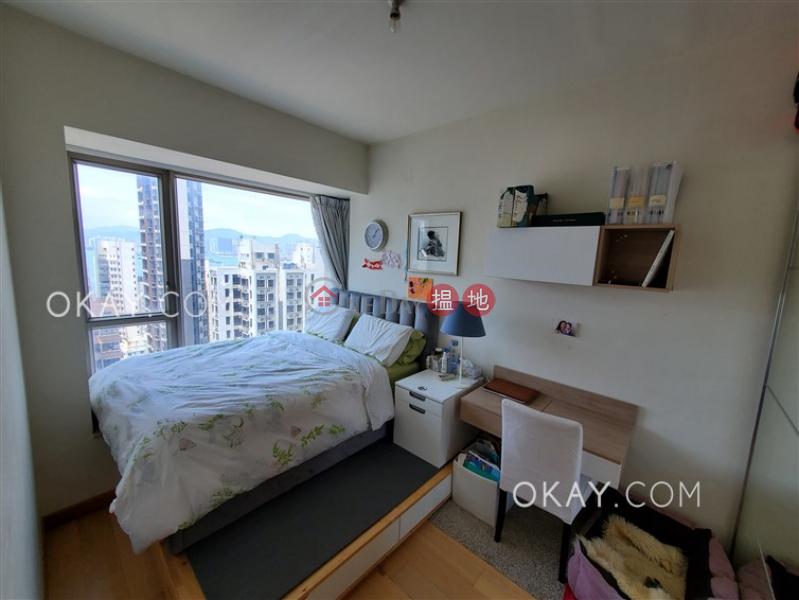 HK$ 43,000/ 月縉城峰2座西區 3房2廁,極高層,海景,星級會所《縉城峰2座出租單位》
