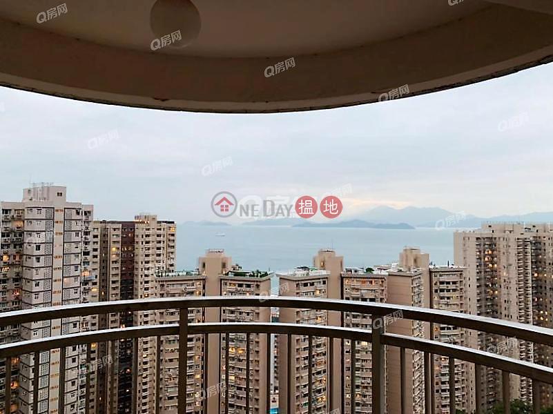 海景,廳大房大,實用三房,連車位碧瑤灣19-24座租盤|550域多利道 | 西區-香港-出租|HK$ 65,000/ 月