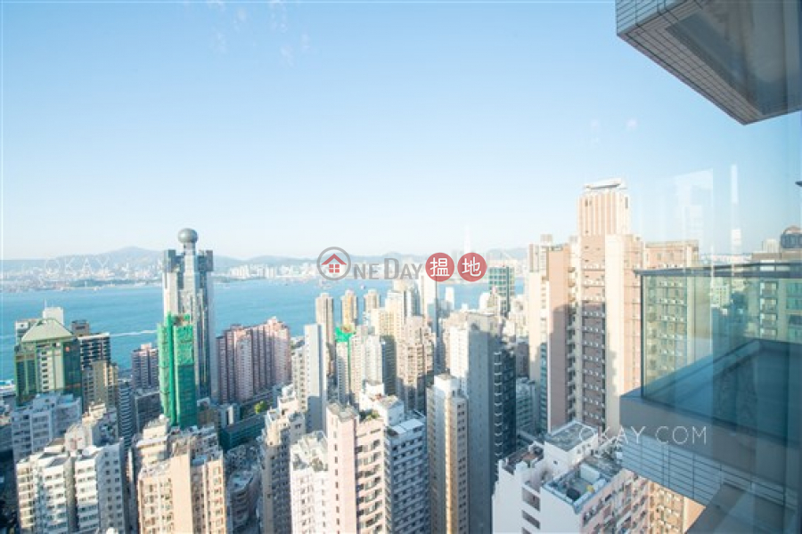 Property Search Hong Kong | OneDay | Residential, Sales Listings Unique penthouse with harbour views, rooftop & terrace | For Sale