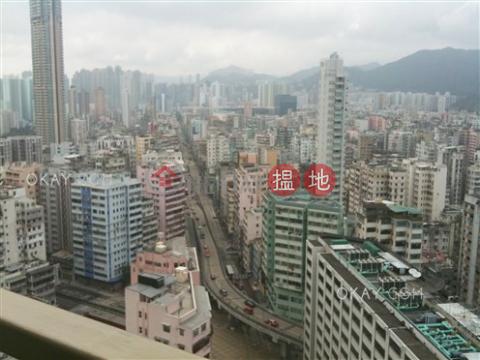 Rare 2 bedroom on high floor with balcony | Rental|Cite 33(Cite 33)Rental Listings (OKAY-R375919)_0