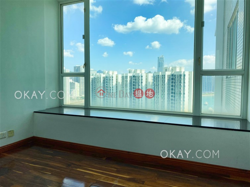 Unique 4 bedroom on high floor with balcony & parking | Rental, 8 Po Fung Terrace | Tsuen Wan Hong Kong Rental | HK$ 34,500/ month
