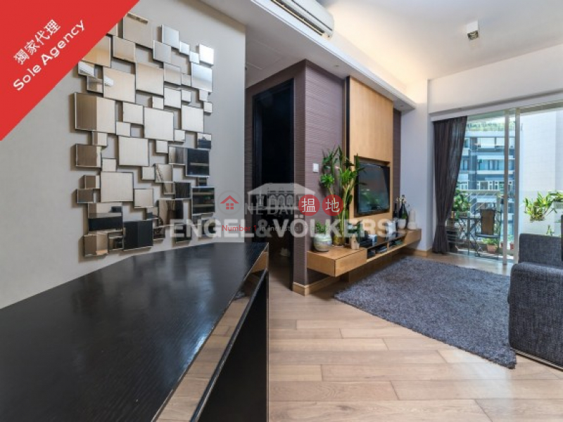 Fully Furnished Apartment in The Icon38干德道 | 中區-香港|出售-HK$ 1,200萬