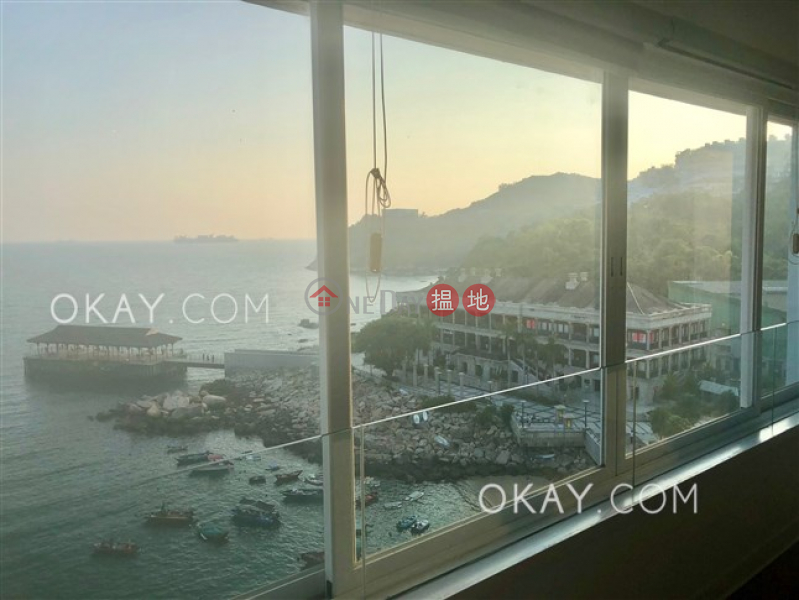 Efficient 3 bed on high floor with sea views & parking | Rental 92 Stanley Main Street | Southern District | Hong Kong | Rental HK$ 68,000/ month
