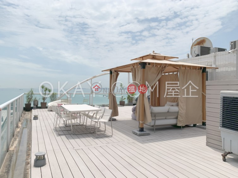 HK$ 110,000/ month, Phase 2 Villa Cecil Western District, Lovely 4 bedroom with sea views, rooftop & balcony | Rental