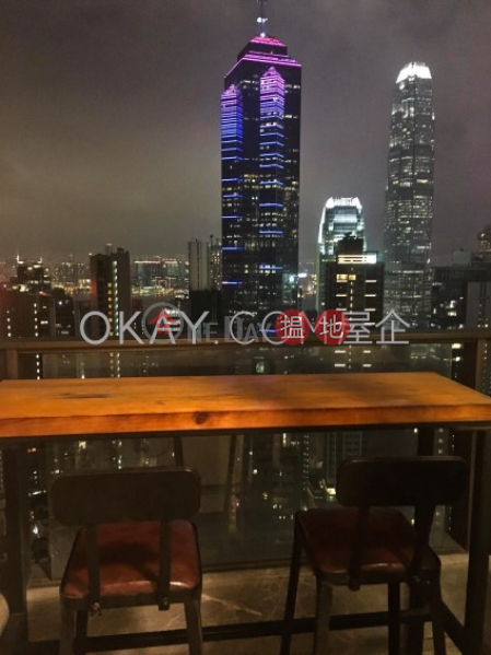 Property Search Hong Kong   OneDay   Residential, Sales Listings, Gorgeous 1 bedroom on high floor with balcony   For Sale
