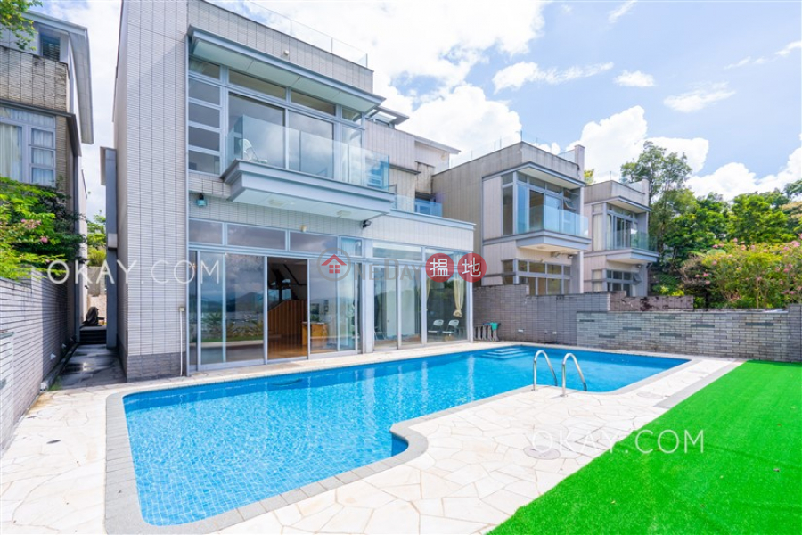 Luxurious house with rooftop, terrace & balcony   For Sale   The Giverny House 溱喬座 Sales Listings