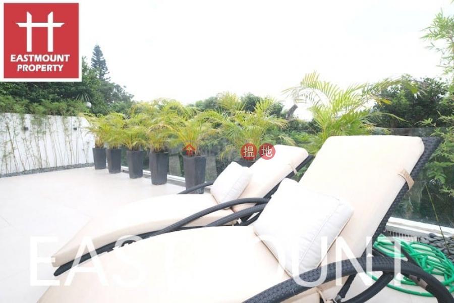 清水灣 Sheung Sze Wan 相思灣村屋出售及出租-下覆式連入契花園, 海景   物業 ID:2761相思灣村出售單位 相思灣路   西貢香港-出租 HK$ 53,000/ 月