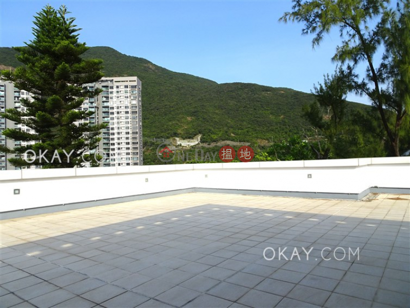 Rare penthouse with sea views, rooftop & balcony | Rental 3 Headland Road | Southern District Hong Kong, Rental, HK$ 150,000/ month