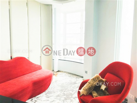 Lovely 2 bedroom on high floor with sea views & rooftop | Rental|One Kowloon Peak(One Kowloon Peak)Rental Listings (OKAY-R293770)_0
