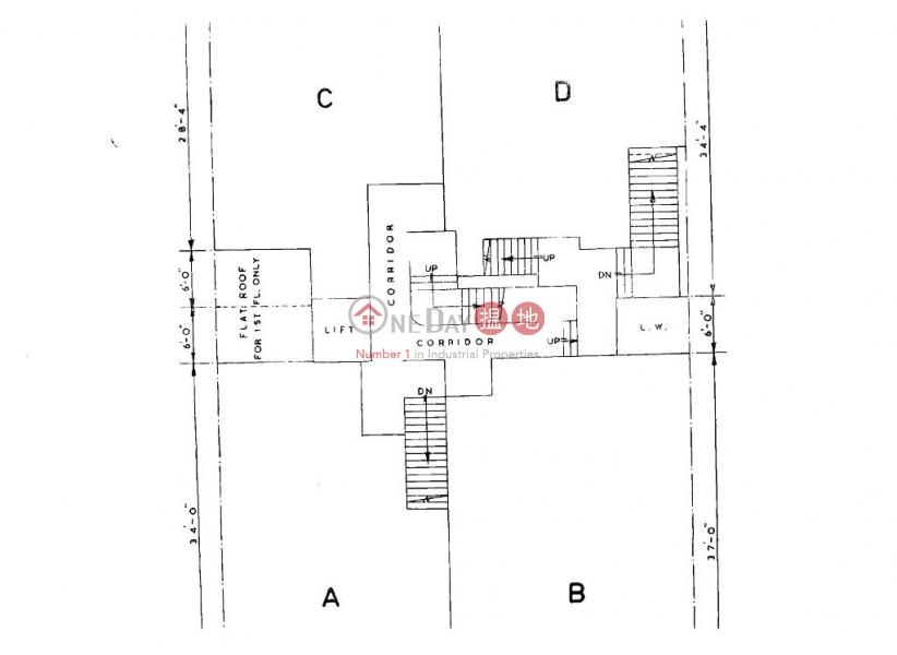 1000sq.ft Office for Rent in Wan Chai, Kiu Hong Mansion 僑康大廈 Rental Listings | Wan Chai District (H000337785)