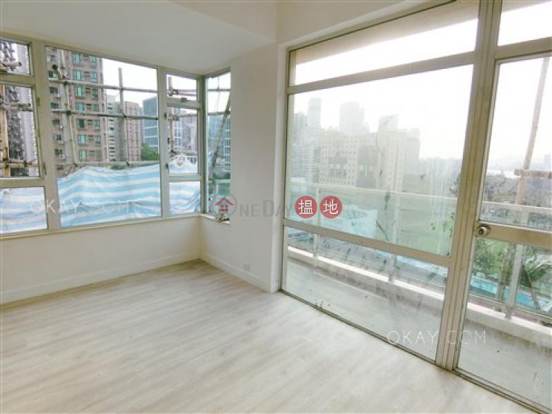 HK$ 26,000/ 月-明新大廈東區1房1廁,極高層,露台明新大廈出租單位