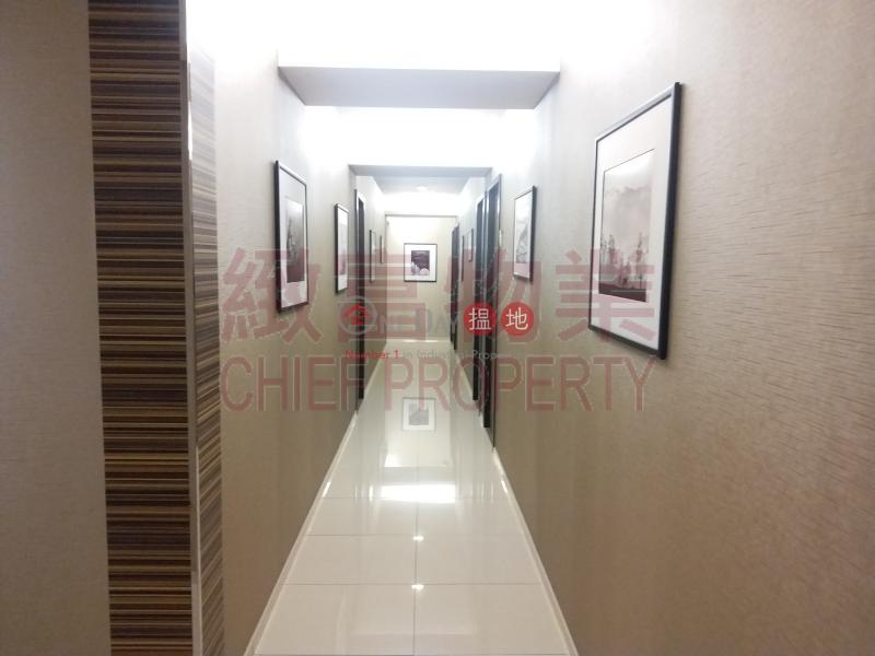香港搵樓 租樓 二手盤 買樓  搵地   工業大廈-出租樓盤 單位企理,雲石大堂