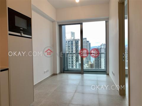 Unique 1 bedroom on high floor with balcony | Rental|Resiglow Pokfulam(Resiglow Pokfulam)Rental Listings (OKAY-R378663)_0